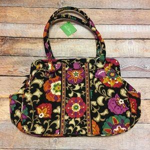 Nwt Vera Bradley frame bag purse